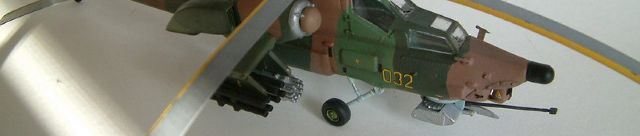 The Butterfingered Modelbuilder's Adventures