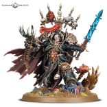 The new Warmaster