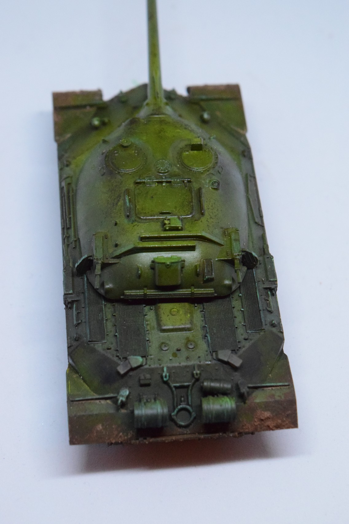 J/'s Work Airbrush Camo-Mask for 1//35 AMX13//75 Camouflage Scheme 2